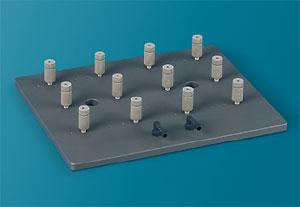 SPE模块基本模块类型12根用|柴田科技有限公司-环境检测设备、科学仪器的制造销售