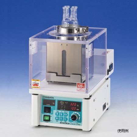 加热块部200毫升用300℃式样|柴田科技有限公司-环境检测设备、科学仪器的制造销售