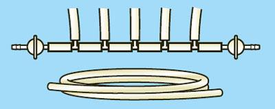 合成·反应装置ケミスト广场CPG - 2000系列用两位阀套|柴田科学有限公司-环境检测设备、科学仪器的制造销售