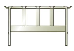 合成·反应装置ケミスト广场CPG - 2000系列用容器保持者台灯|柴田科技有限公司-环境检测设备、科学仪器的制造销售