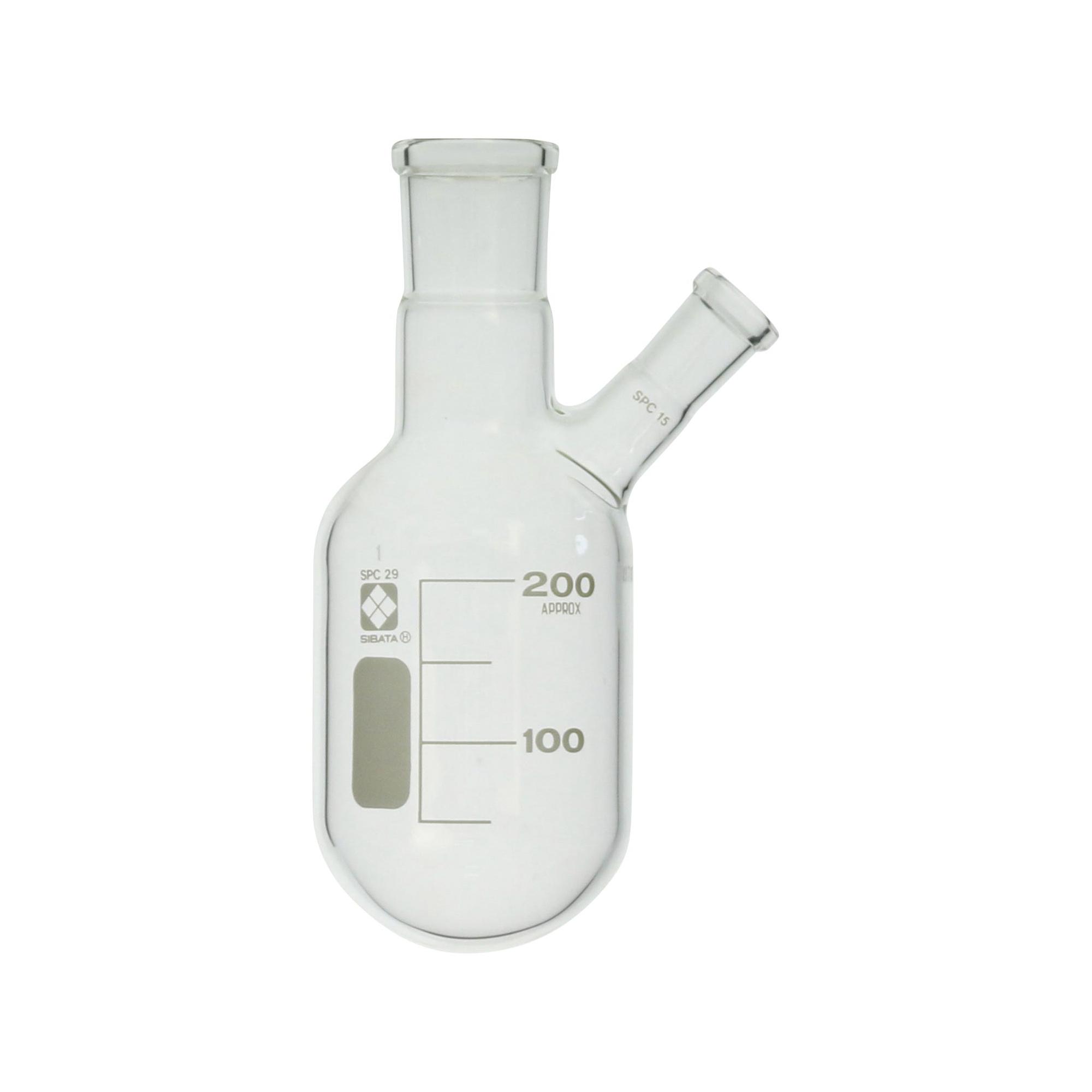 合成·反应装置ケミスト广场CPG - 2000系列用SPC两口反应容器200毫升(CPG - 2120用)|柴田科技有限公司-环境检测设备、科学仪器的制造销售