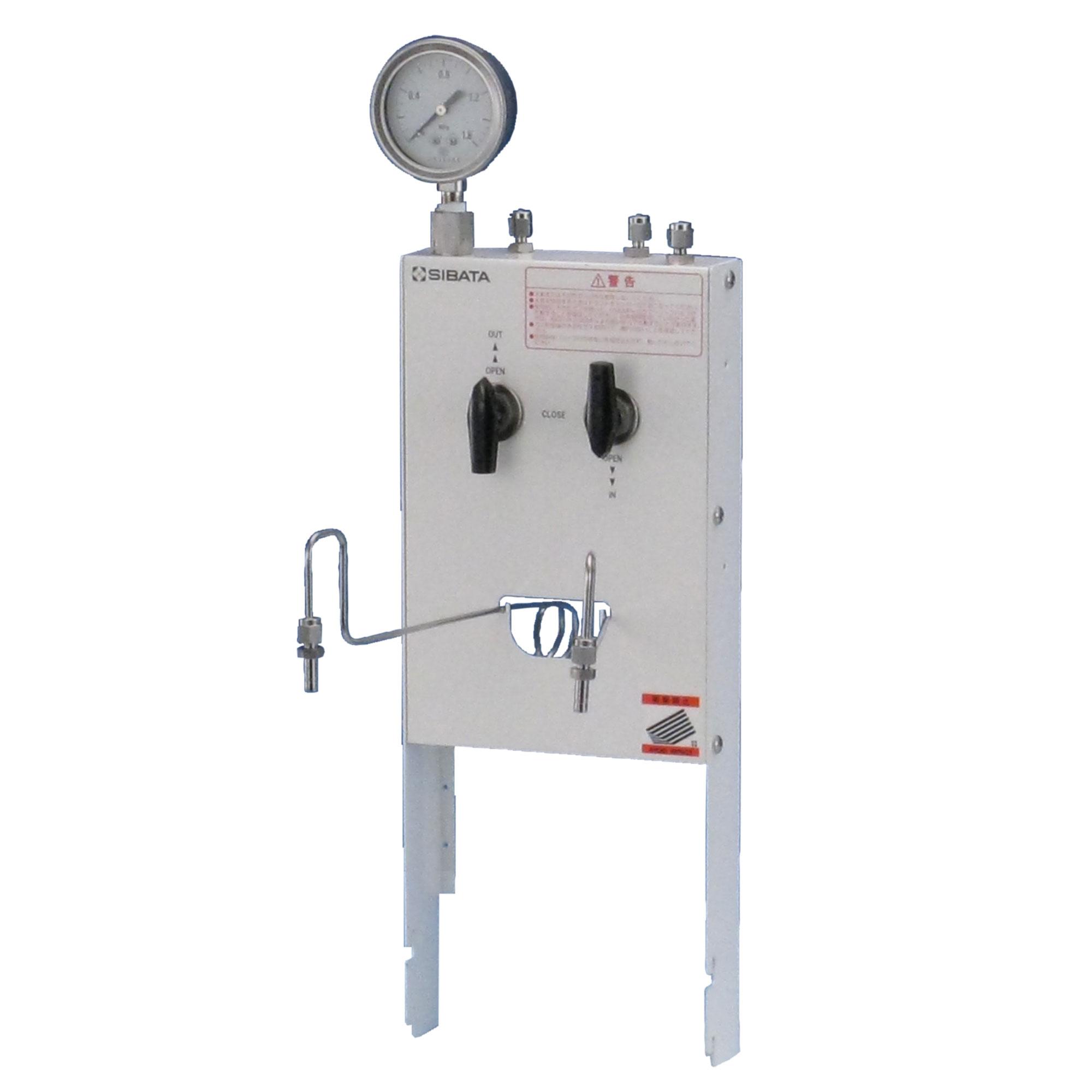 加压装置本体CP - 300用|柴田科技有限公司-环境检测设备、科学仪器的制造销售