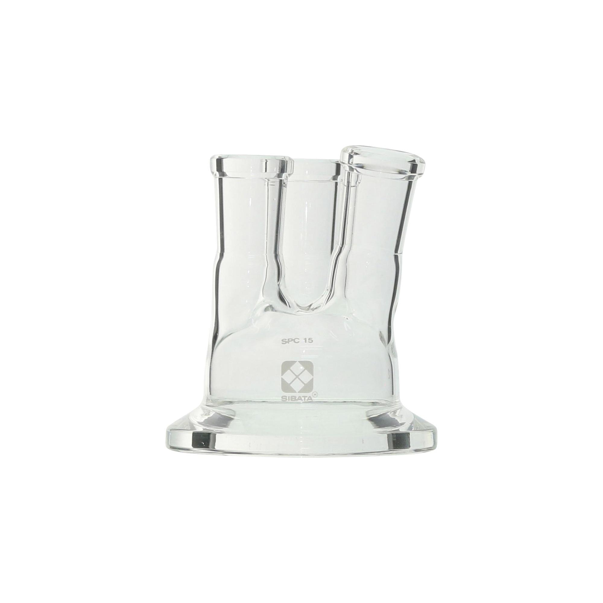 φ47セパカバースターラー用三口(SPC 15)O型|柴田科技有限公司-环境检测设备、科学仪器的制造销售