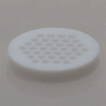 φ35.4 PTFE眼睛盘子Z式过滤器内径φ35.4过滤灵巧|柴田科技有限公司-环境检测设备、科学仪器的制造销售