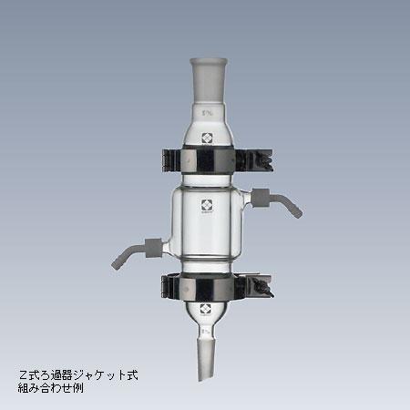 Z式过滤器内径φ85滤器(滤纸105~115φ)|柴田科技有限公司-环境检测设备、科学仪器的制造销售