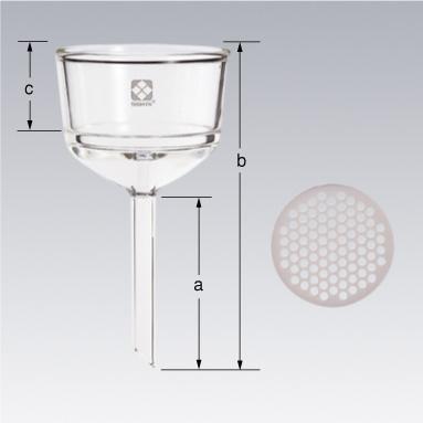 ブフナーロート PTFE目皿板 分離形