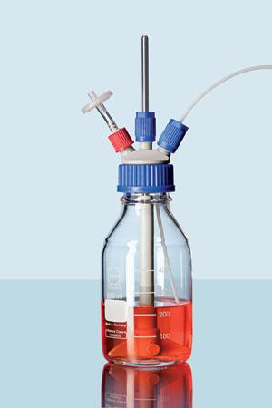 スターラーリアクター GL-45 DURANⓇ 撹拌反応容器セット