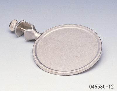 クランプ 受皿 丸形 支柱(φ12mm)取付用