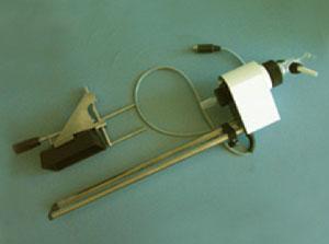 ガラスチューブオーブン スペアパーツ/オプション 蒸留用回転ユニットセット