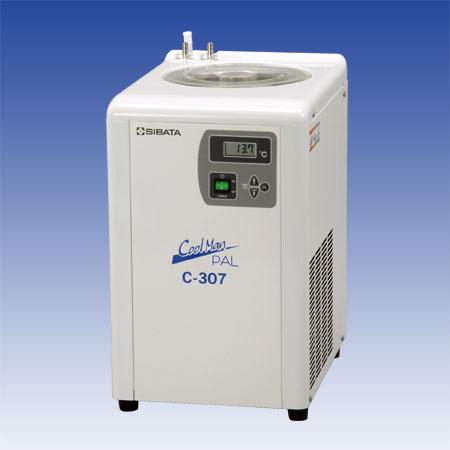 """低温循環水槽""""クールマンパル"""" C-307型"""