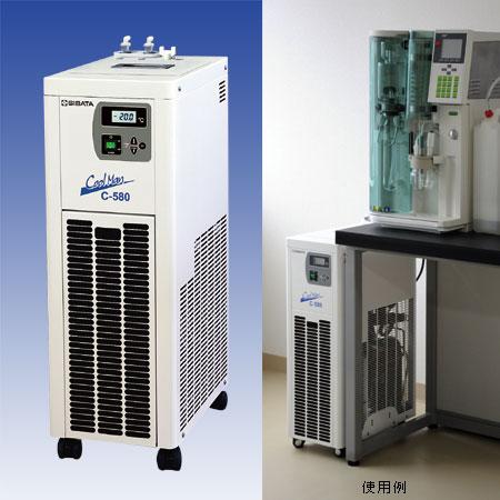 """低温循環水槽""""クールマン"""" C-580型、C-585型"""