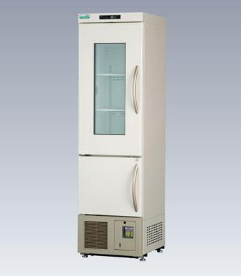 スリム型薬用冷凍冷蔵庫 SMS-F154GS型