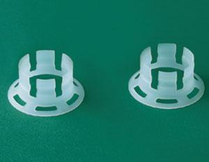 ソックスレー脂肪抽出器 スペアパーツ ガラスフリッツホルダーE-812/816用 6コ