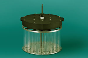多样品并行蒸发器多碳氢用エバポレーションユニットPETP P - 12用|柴田科技有限公司-环境检测设备、科学仪器的制造销售