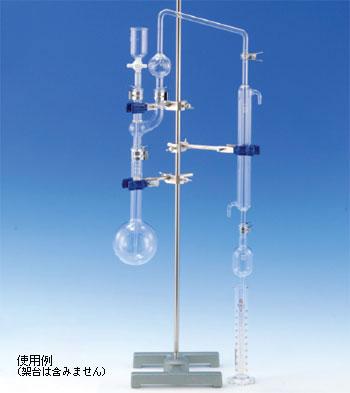 アンモニウム試験装置 ガラス部のみ 第16改正日本薬局方 一般試験法 アンモニウム試験法参考