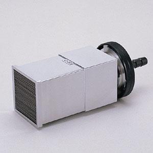ろ紙ホルダーC-30型(多段型分粒装置付)