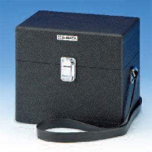 液体捕集器具用 キャリングケース スタンド付 (SPCミゼットインピンジャー、バブラー兼用)