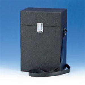液体捕集器具用 キャリングケース、スタンド付(小型ガス吸収管専用)