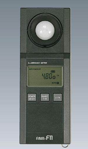 デジタル照度計 ANA-F11型