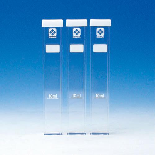 角形試験管 シリコンキャップ付 3本入