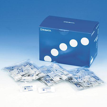 粉体試薬 残留塩素DPD法用 徳用(500回分)