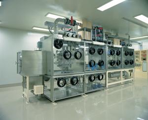 放射性物質ばく露実験装置