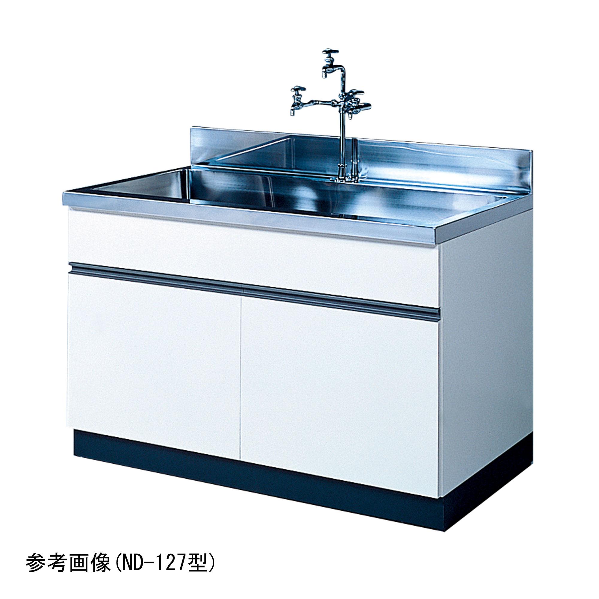 流し台  ND型  (大型水槽)