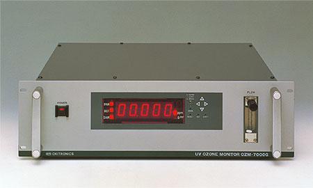 オゾンモニター OZM-7000シリーズ