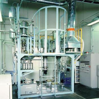 PCB無害化システム UV(紫外光)/触媒分解方式
