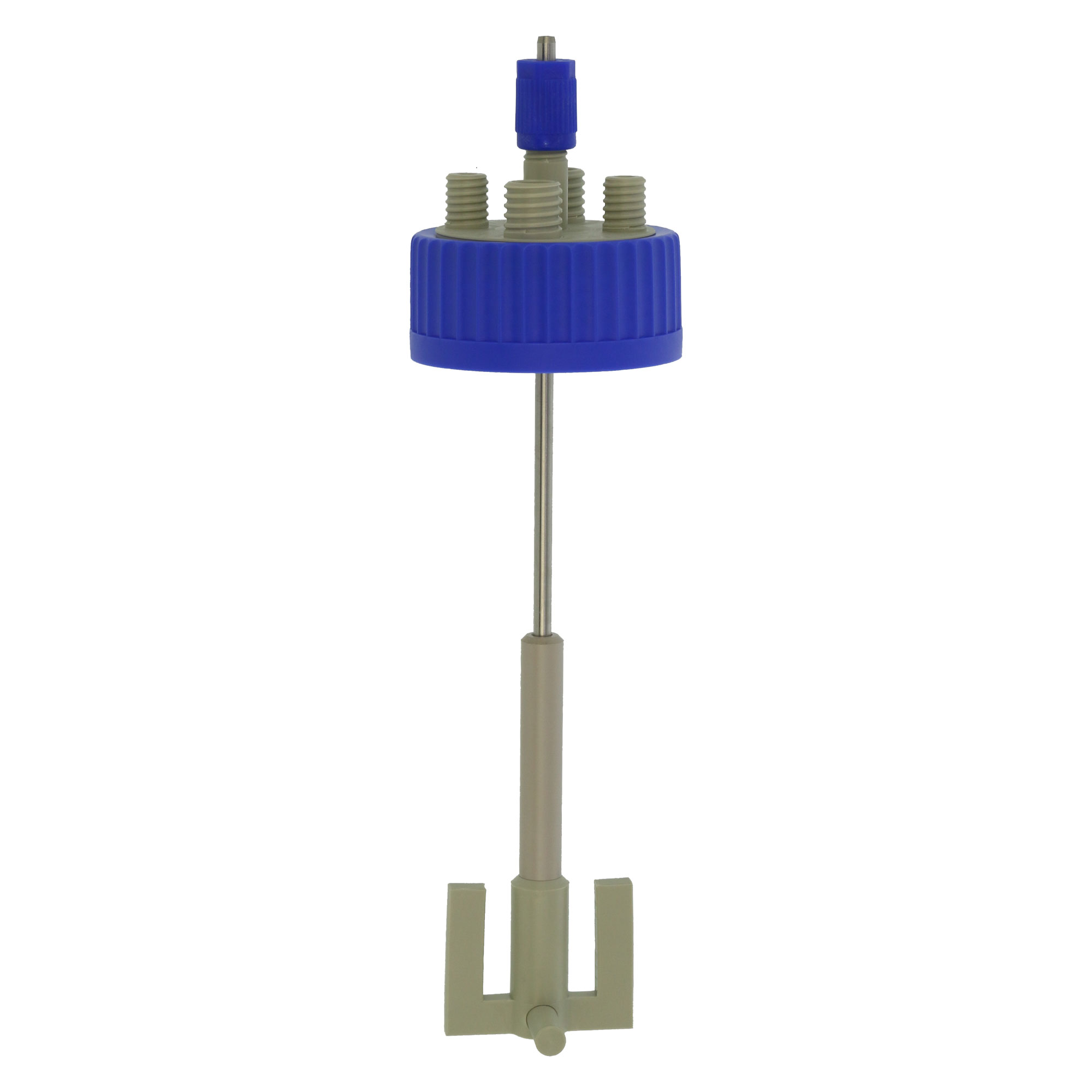 DURAN GLS-80 撹拌反応容器用キャップセット(シャフト付き)