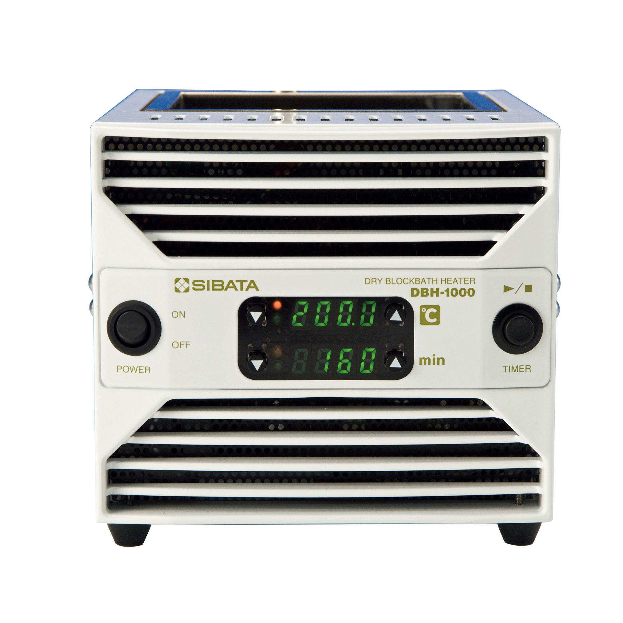 アルミブロック恒温槽 DBH-1000型