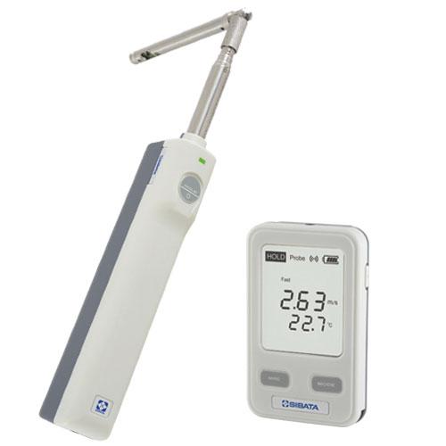 无线风速·温度计ISA - 101型|柴田科技有限公司-环境检测设备、科学仪器的制造销售