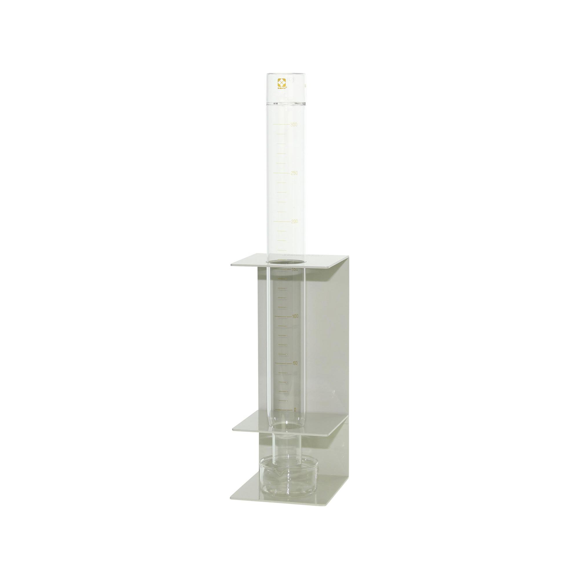石鹸膜流量計 スタンド型