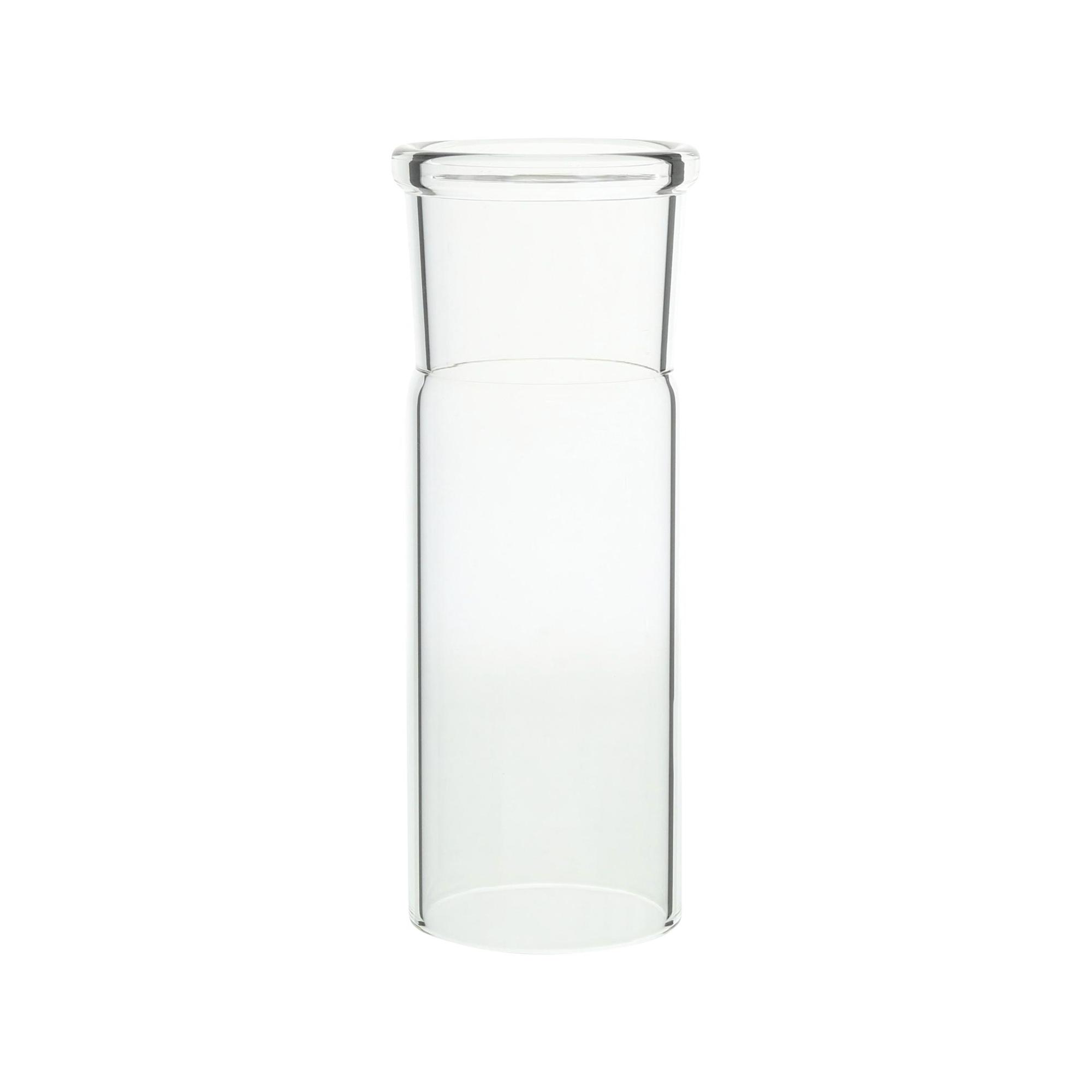 透明すり合わせガラス接手管 メス形