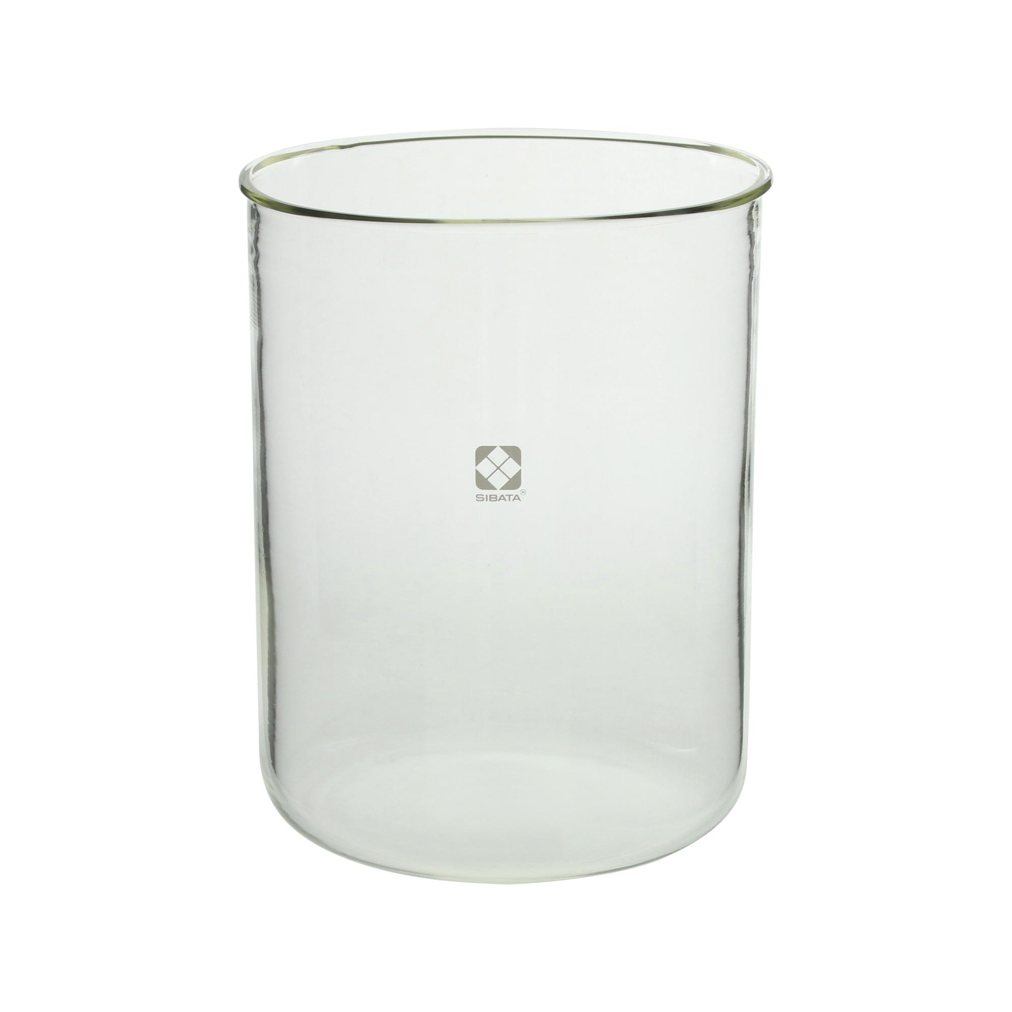 φ165mmガラス円筒 ダストジャーH型用