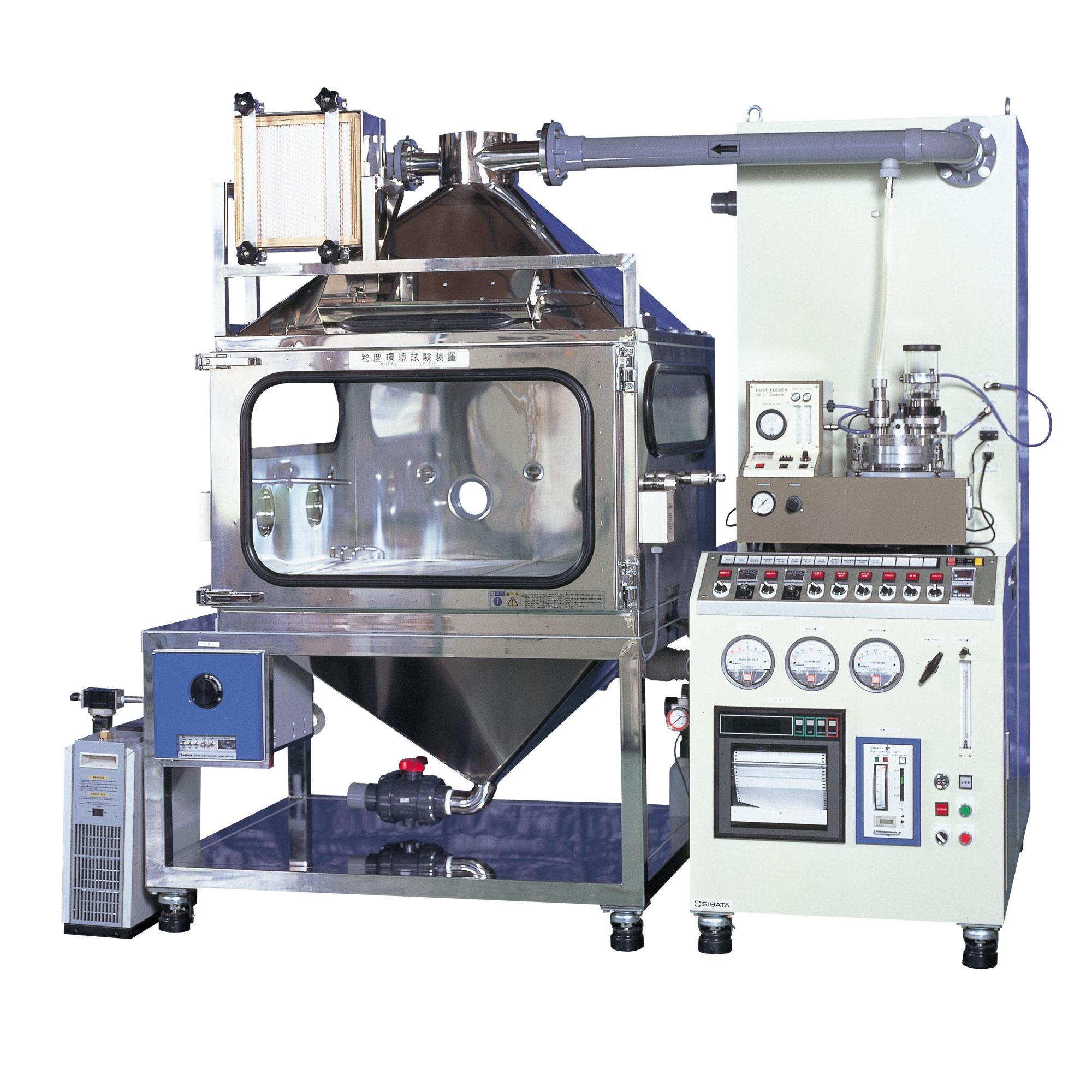 粉じん環境試験装置 DTS-11型