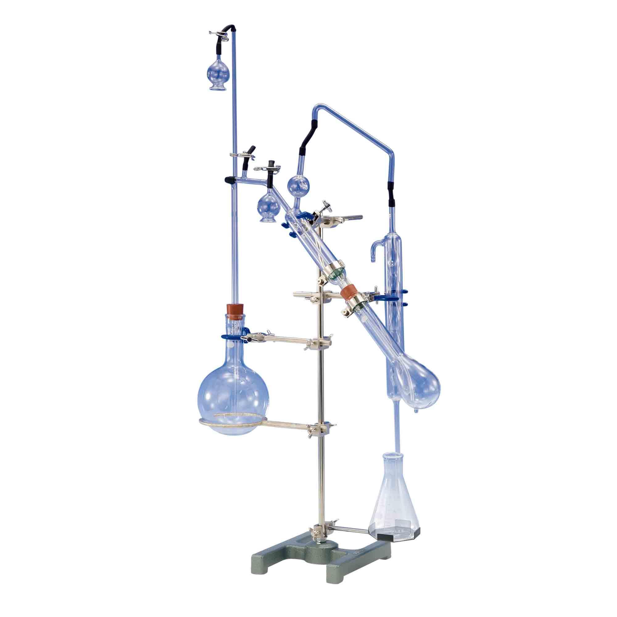 セミ・ミクロケルダール窒素蒸留装置 第17改正日本薬局方参考