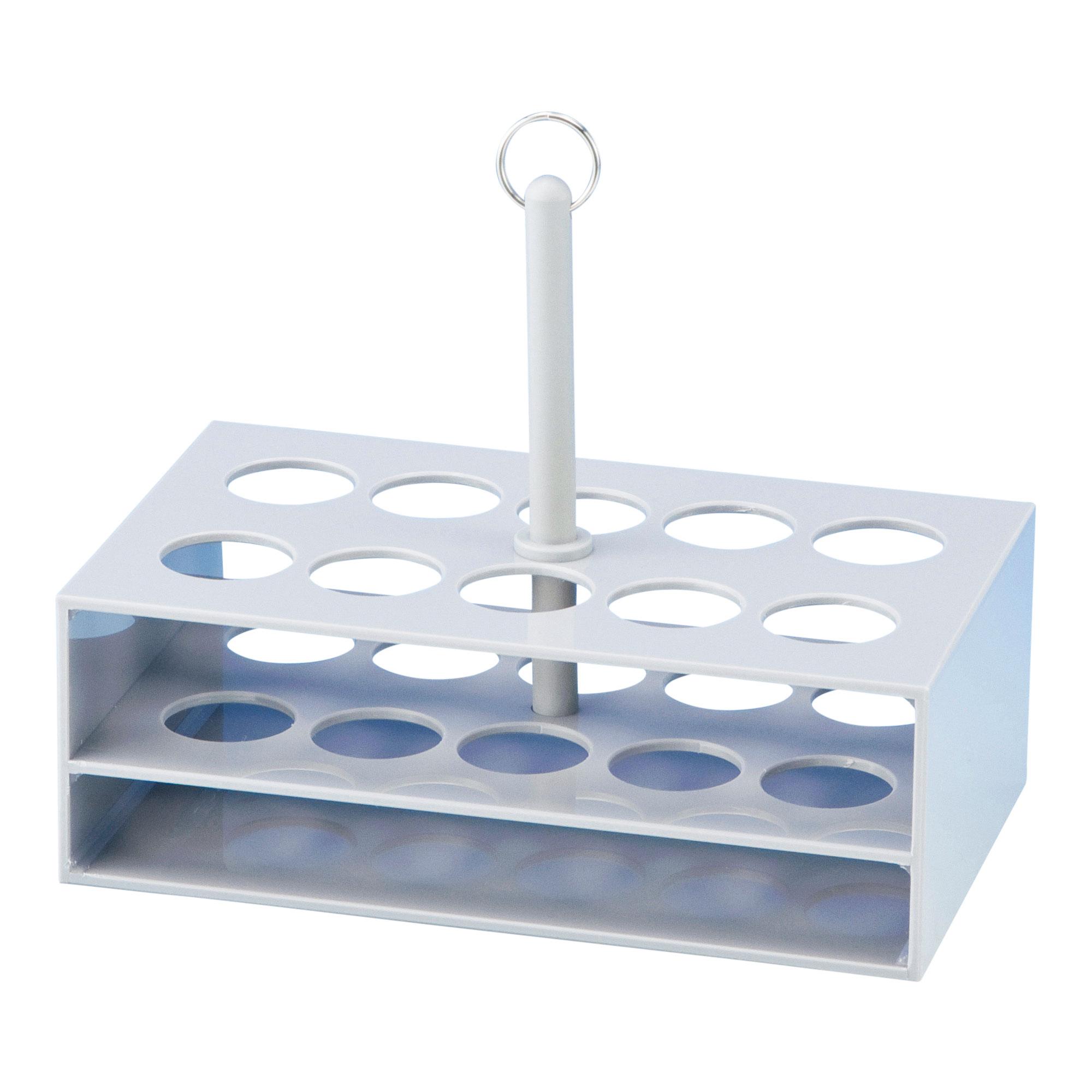 液体捕集器具用 スタンド(SPCミゼットインピンジャー、バブラー兼用)