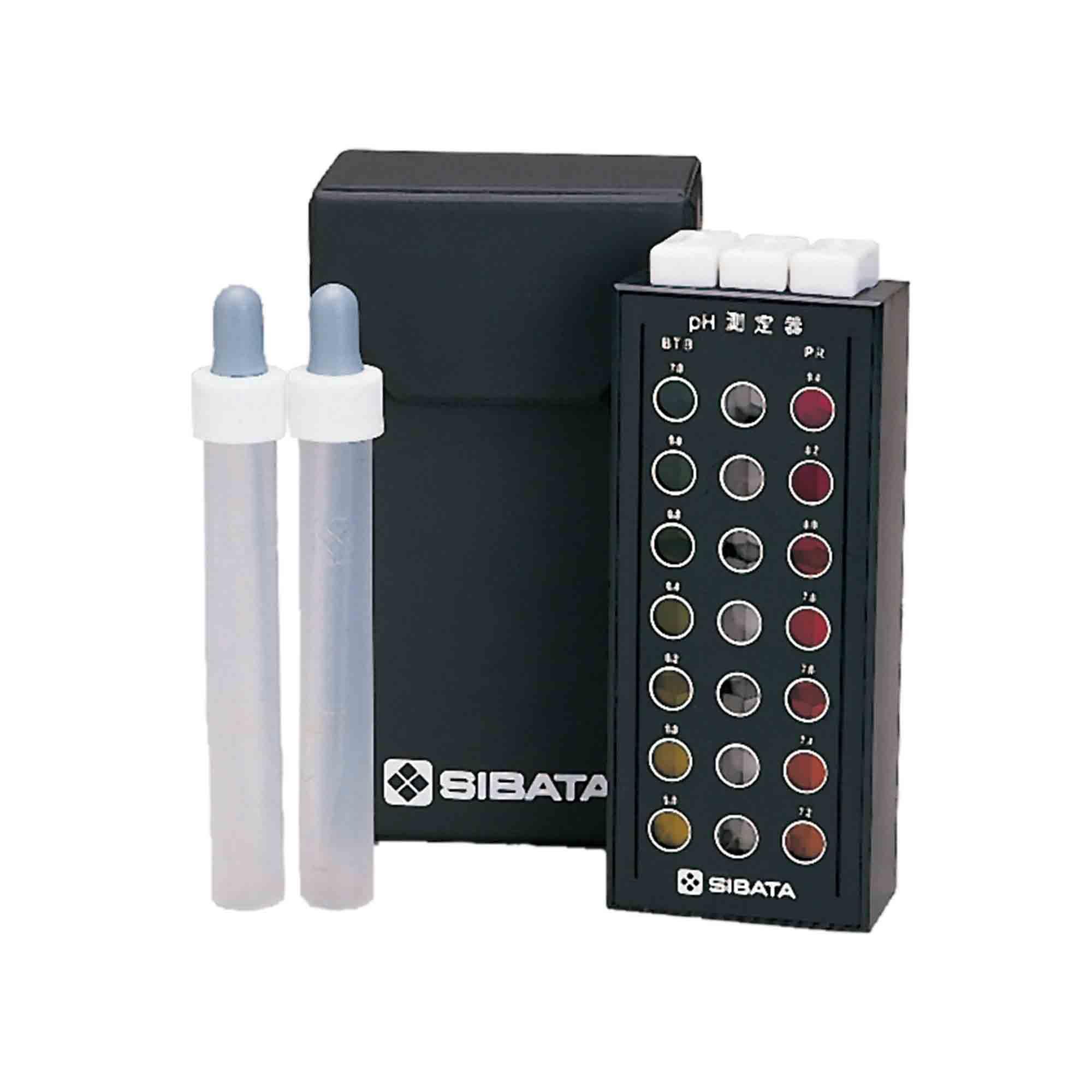 水のpH簡易測定器