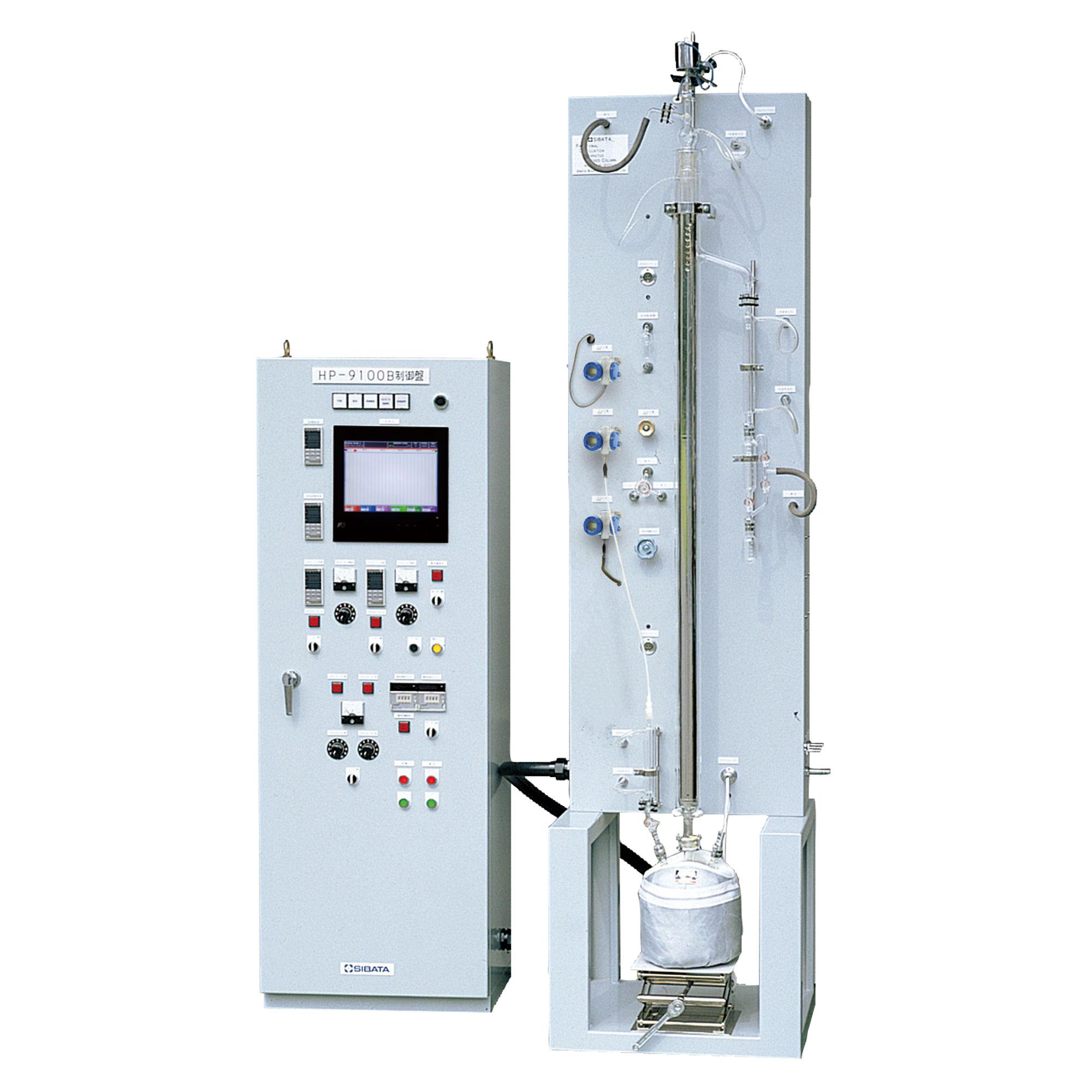 充填式蒸留装置 HP-9100-B型