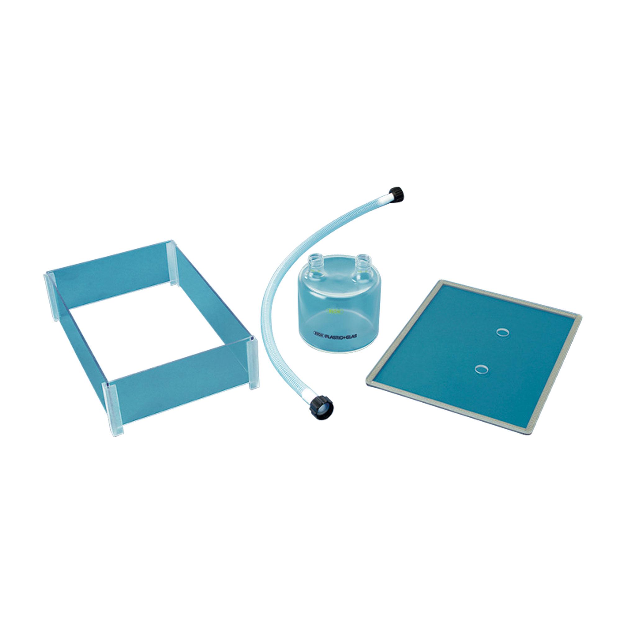 ラック用断熱材セット(高沸点溶媒用)
