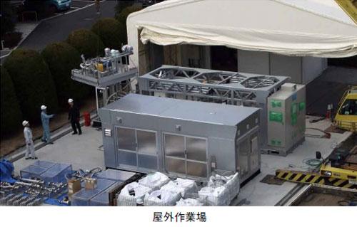 加熱強制循環洗浄装置