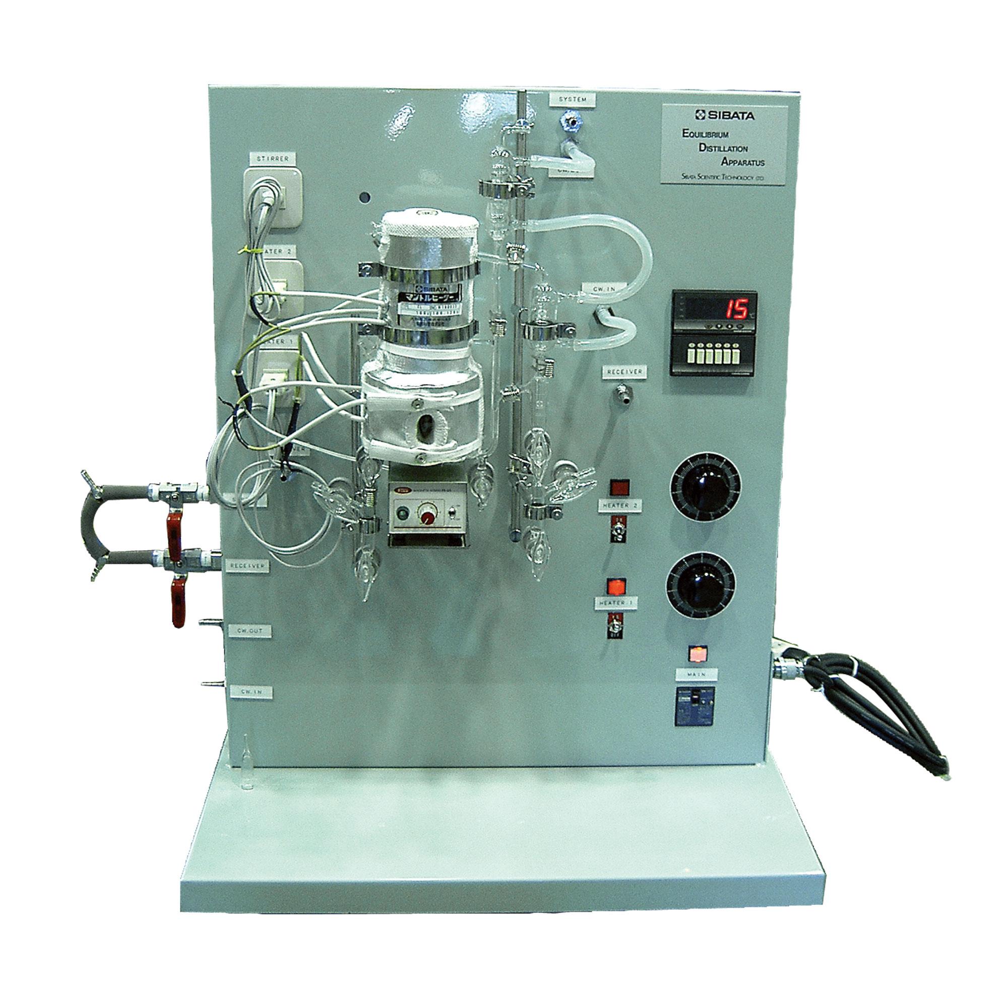 オスマー平衡蒸留装置