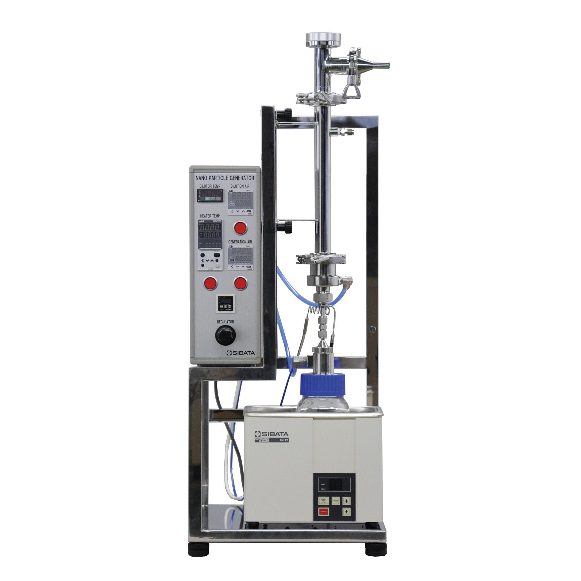 ナノエアロゾル発生装置