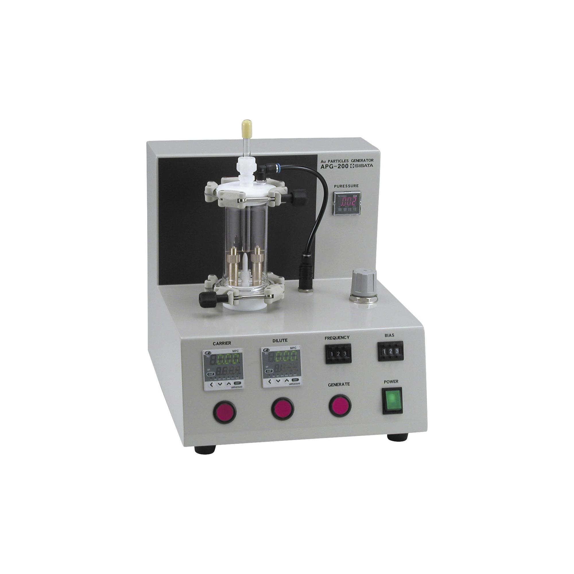 金粒子発生装置 APG-200型