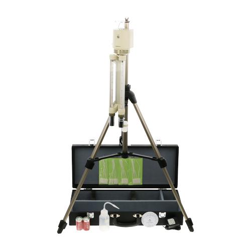 アスマン通風乾湿計 アルコール温度計仕様 RHG-1-AL型