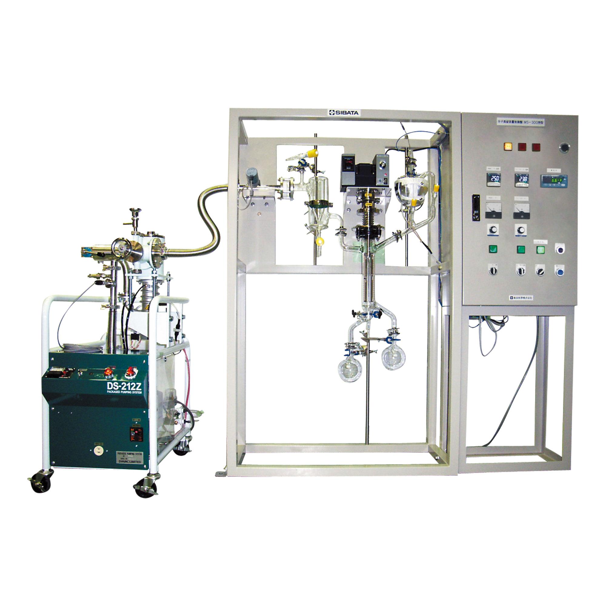 分子蒸留装置 MS-300型 回転薄膜式