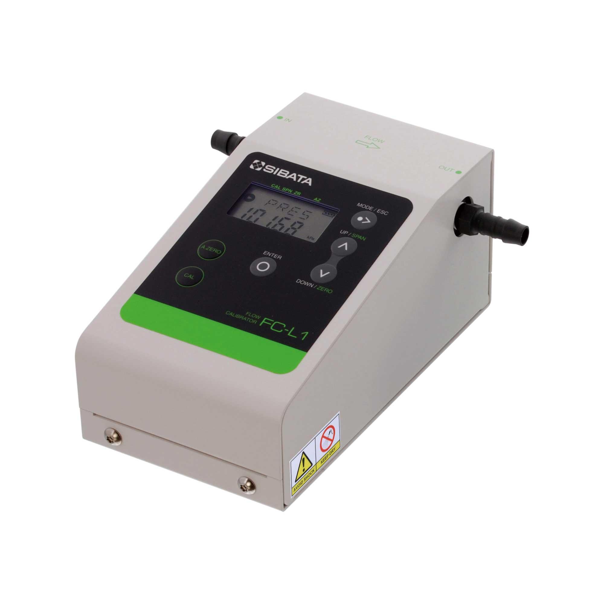 ローボリウムポンプ用基準流量計 FC-L1型