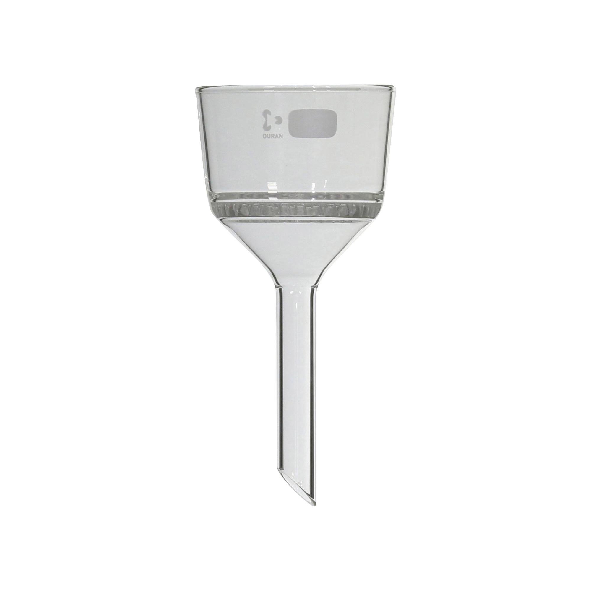 ブフナーロート ガラス目皿板封じ込み形