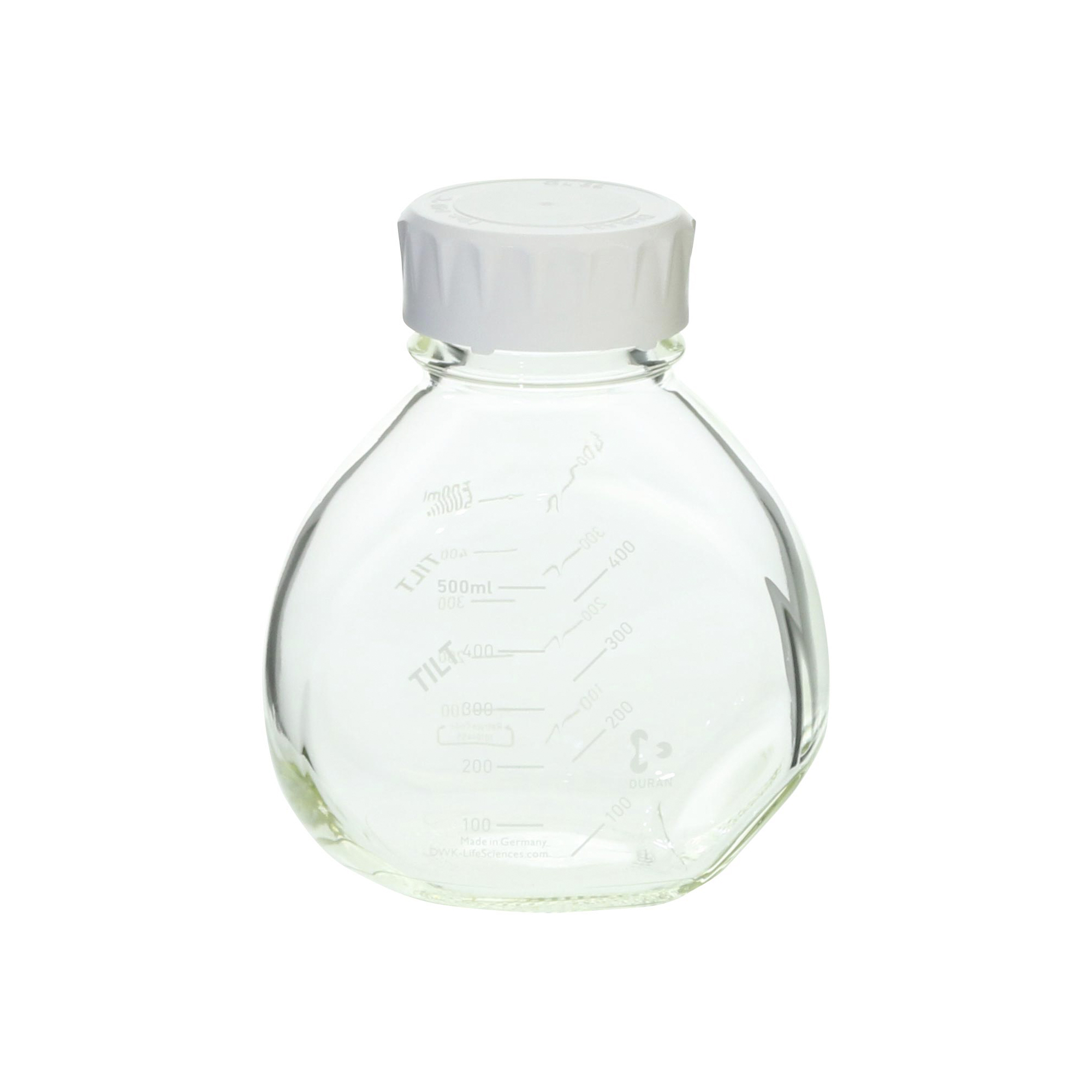 チルトボトル DURAN® TILT Bottle(キャップ付)